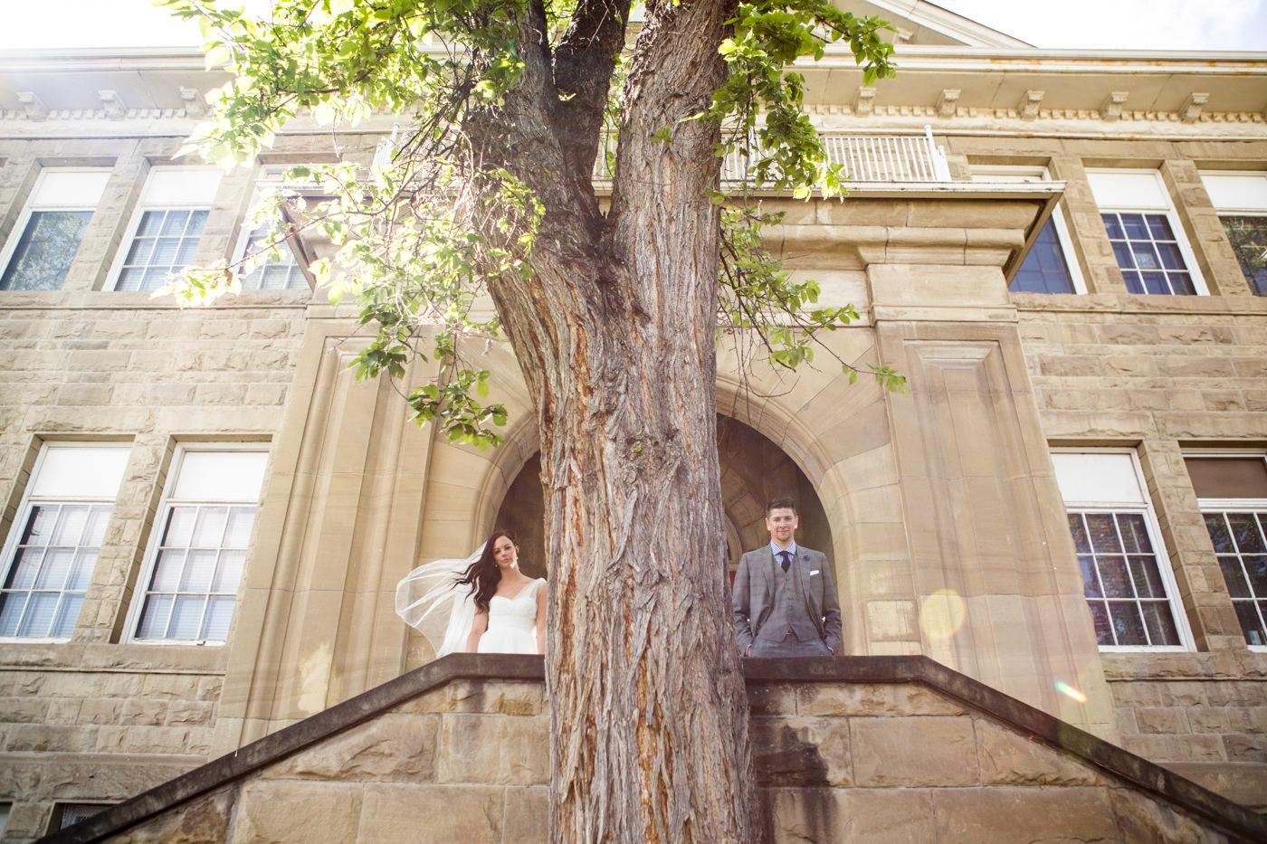 Calgary wedding photographers summer