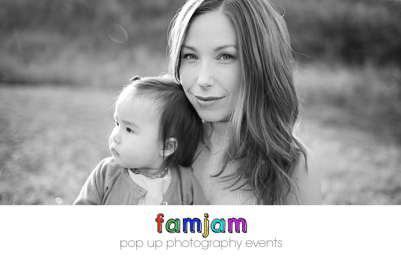 Calgary mothers day photography