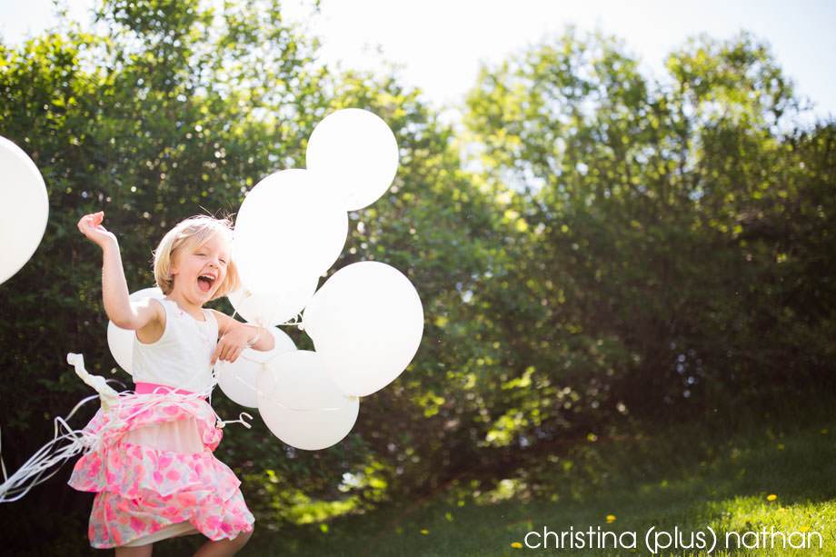 Calgary balloon Family photography
