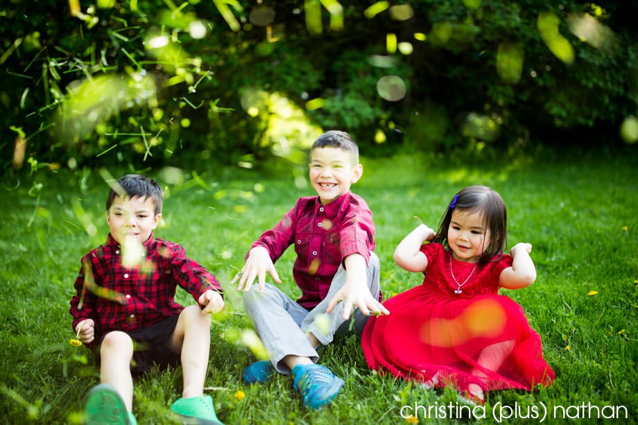 Fun Family photographer Calgary